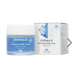 Derma•E Hydrating Night Cream Full Size